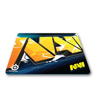 SteelSeries(赛睿)QcK+ NaVi战队版 鼠标垫