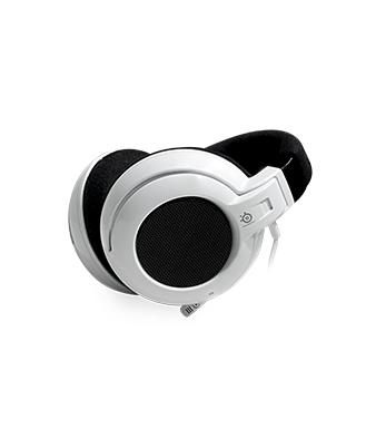 SteelSeries(赛睿)西伯利亚后挂式 耳机 白色