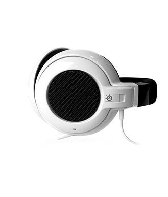 SteelSeries(赛睿)西伯利亚后挂式 苹果版 耳机 白色