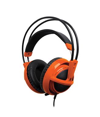 SteelSeries(赛睿)西伯利亚v2 耳机 橙色