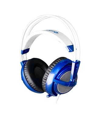 SteelSeries(赛睿)西伯利亚v2 耳机 蓝色