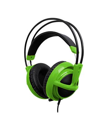 SteelSeries(赛睿)西伯利亚v2 耳机 绿色