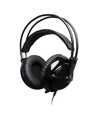 SteelSeries(赛睿)西伯利亚v2 耳机 黑色