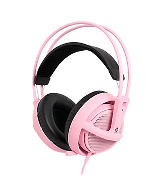 SteelSeries(赛睿)西伯利亚v2 耳机 粉色