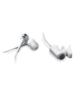 SteelSeries(赛睿)西伯利亚入耳式耳塞+麦克风 白色