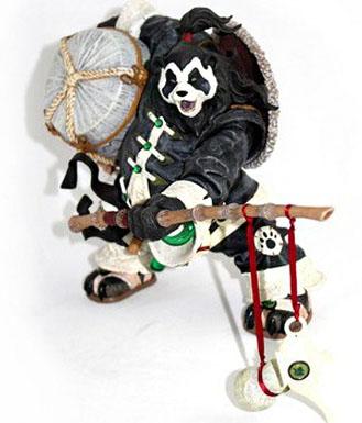 魔兽世界 魔兽世界游戏周边 熊猫人酿酒师 DC手办