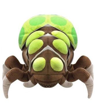 星际争霸2 毒爆虫 宝宝 毛绒玩偶