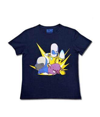 星际争霸2(Starcraft2) T恤 爆笑星际主题T恤 深蓝色款