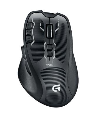 罗技G700S无线游戏鼠标