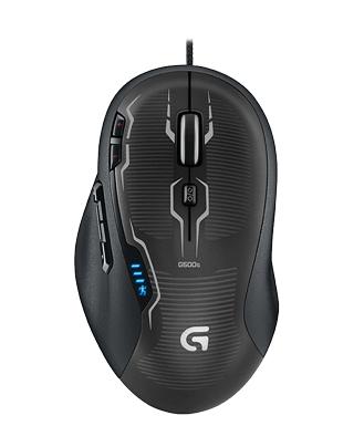 罗技G500S有线游戏鼠标