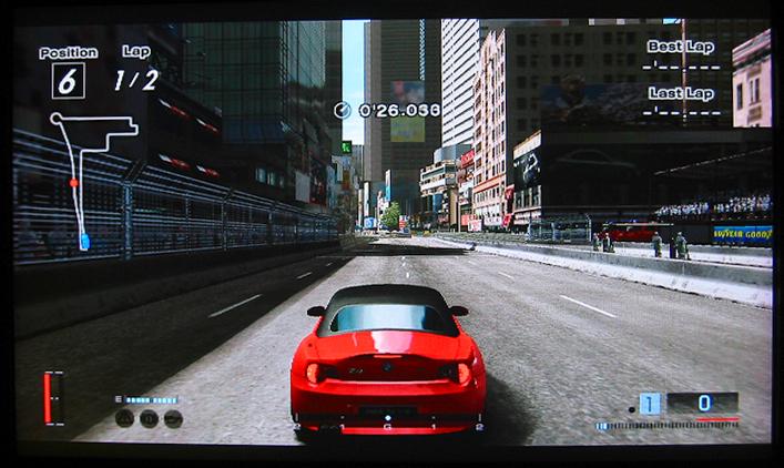 《GT赛车4》中文版相关画面欣赏