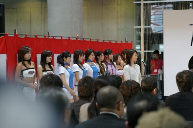2006东京游戏展第一天现场