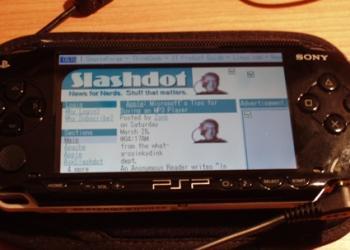 新浪游戏_PSP遭浏览器破解