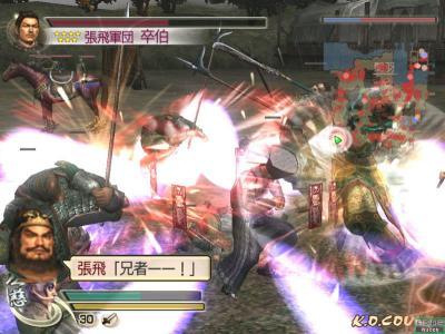 新浪游戏_《真三国无双4 特别版》将推中文PC版