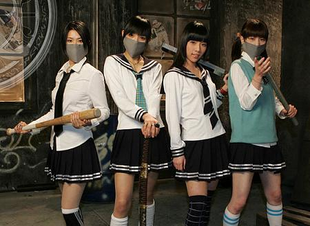 动漫少女当街扮日本客惹路人反感