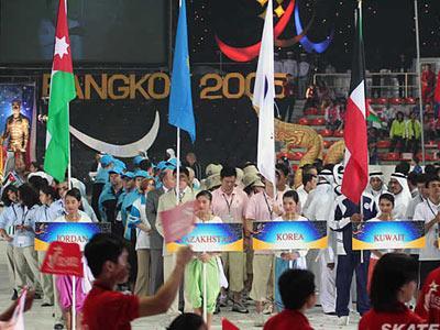 电子竞技成为2007亚洲室内运动会项目