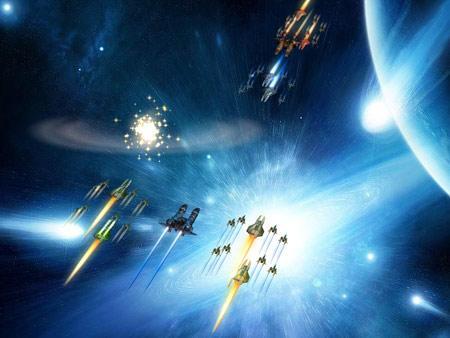 ...星际家园》8月14日14点开启内测,游戏将永久免费运营,玩家可...