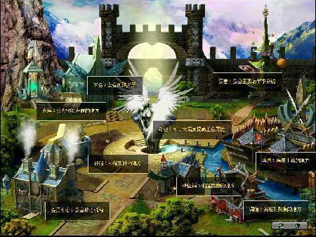 2;《三国志》在大地图上的战略性攻城大家很熟悉