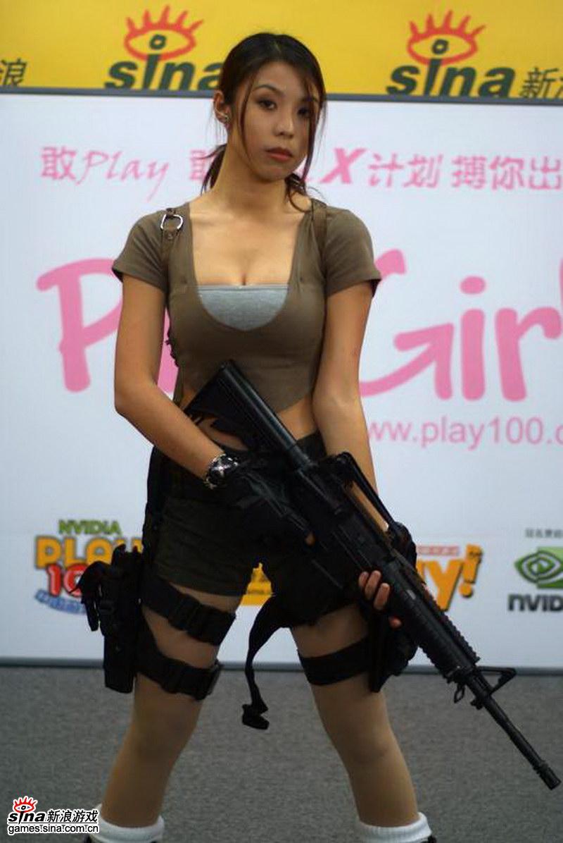12月playgirl古墓丽影7试镜玩家(9)图片