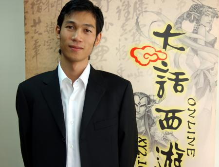 新浪游戏_网易市场总监黄华