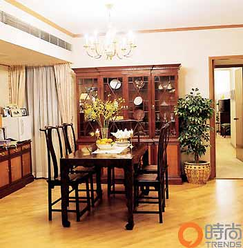 古意盎然vs欧式新古典; 明清家具; 引用 引用 优雅的中式精髓