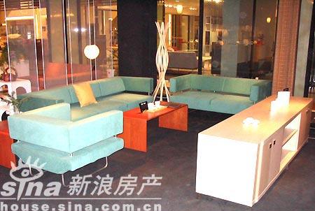 组图:2005曲美新款沙发(2)