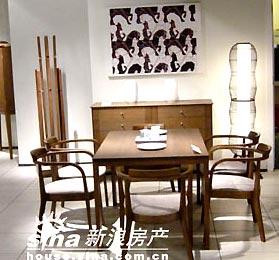 组图:曲美家具新款座椅(6)