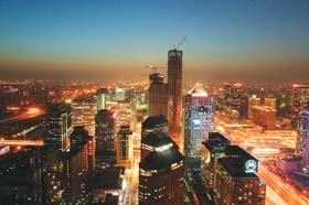 京城第一商圈CBD盛名难载