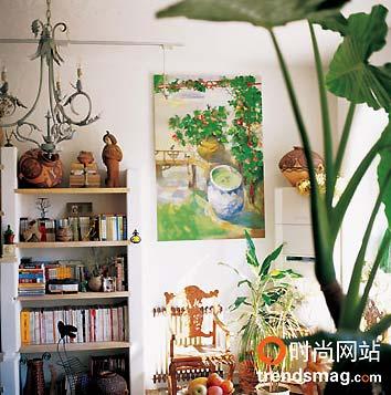 家居家装三居室图片