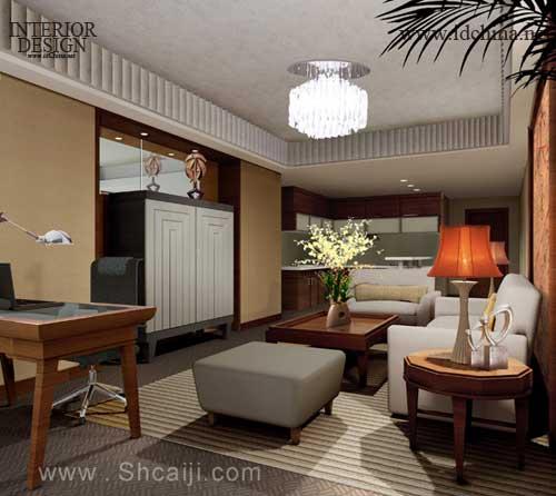酒店设计大师赛:任国平作品--设计作品