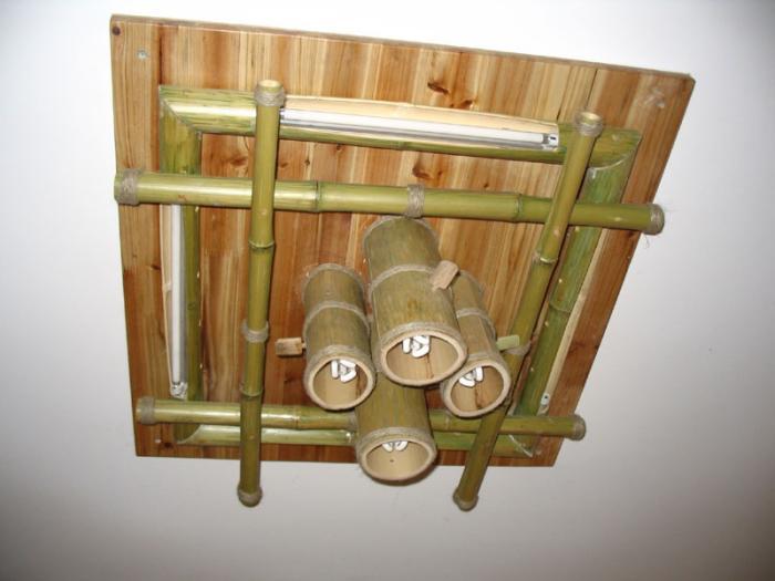 竹子可以加工那些工艺品,而且技术含量不高?