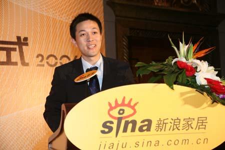 图文:北京新意互动广告有限公司李斌总经理