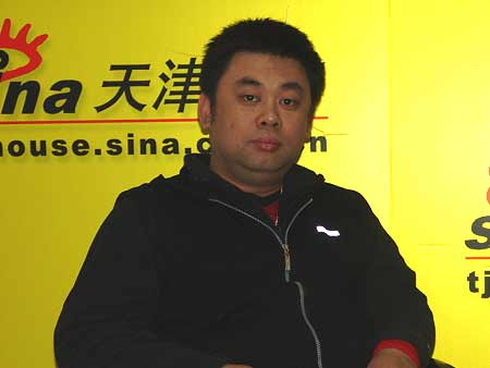 图为天津系统广告公司总经理刘小雪-刘小雪 好的项目是一种感动