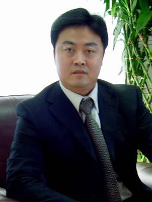 2004北京地产企业家评选-刘益良(图)