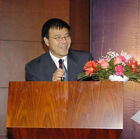 理想产业集团2005年代理行贺岁答谢年会(组图)
