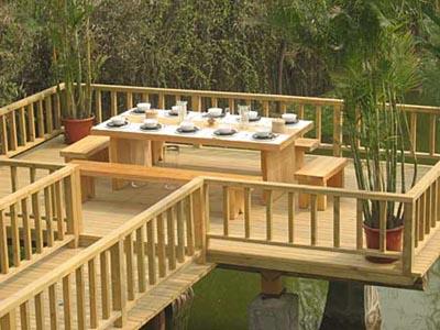 达华依云栈桥:组图生活让自然需要前期(庄园)房地产别墅设计部回归那些工作图片