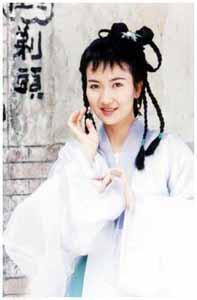 妖娆影像一:《新白娘子传奇》——赵雅芝,陈美琪图片