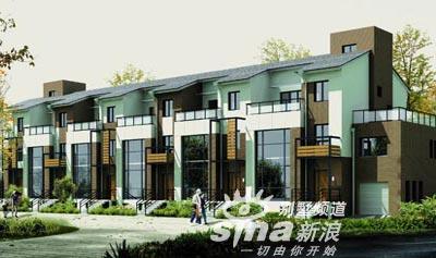京城经济型别墅供求稳步增长