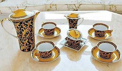 精美的欧式茶具