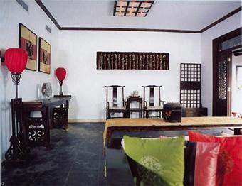 组图:最经典的中国式装修--餐厅图片
