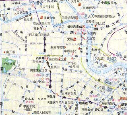 天津老城厢地区商业探究