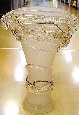 用玻璃工艺饰品点缀家居生活 组图