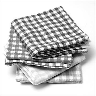 带有欧式田园风格的餐巾布