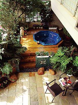 打造属于自己西式私家花园(组图)