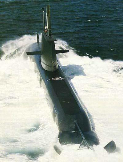 """澳大利亚海军升级其6艘""""柯林斯""""级潜艇(组图)"""