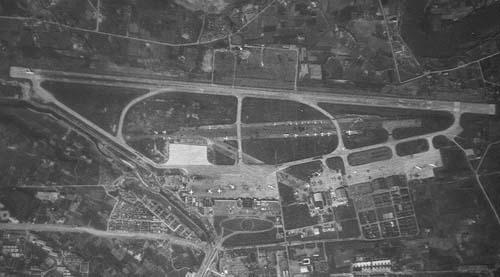 图文:台湾松山机场