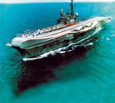 蓝水海军道路上大跃进:印度航母大扩军(组图)