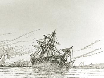 美海军1803年远征的黎波里的历史片段(组图)下