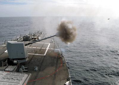 龙啸:中国未来舰炮展望(组图)上