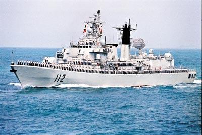 龙啸:中国未来舰炮展望(组图)下